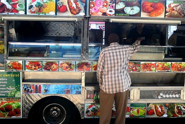 New York Street Vendor