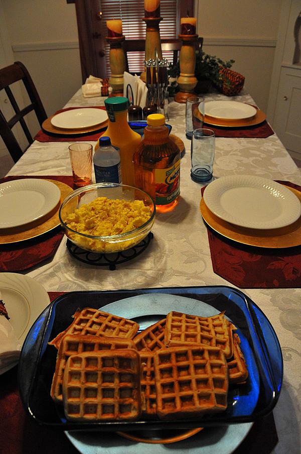 Postcard: The Best Breakfast